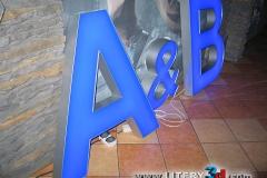 A & B_4