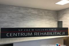 CENTRUM REHABILITACJI - Szczerców