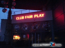 CLUB FAIR PLAY 1