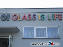 GLASS IS LIFE - Jarosław