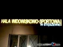 HALA WIDOWISKOWO SPORTOWA - Stęszew