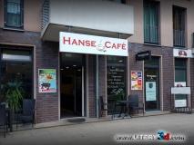 HANSE CAFE - Hamburg, Niemcy