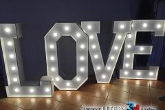 LOVE - Suwałki