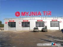 MYJNIA TIR - Świecko