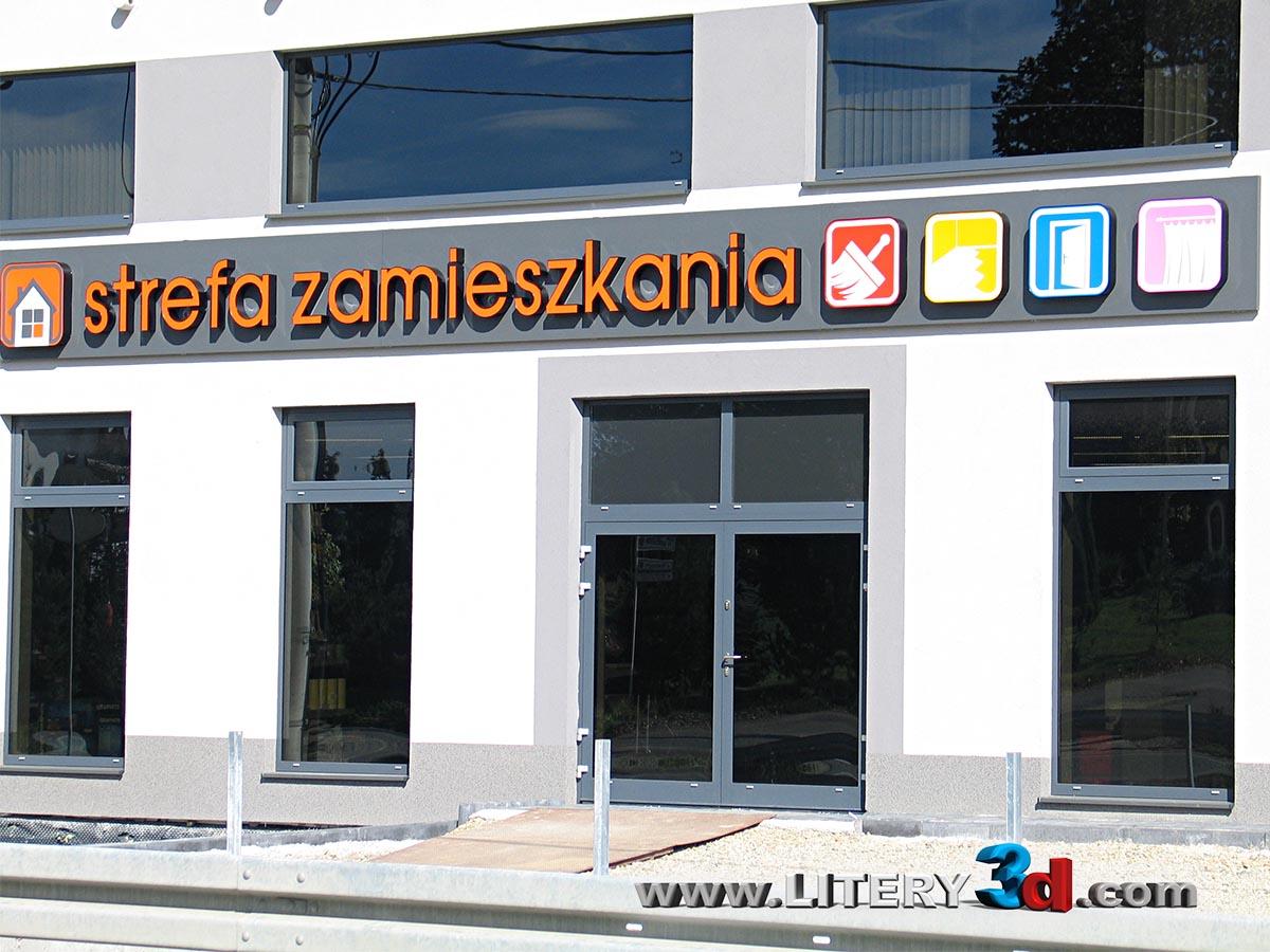 STREFA ZAMIESZKANIA - Limanowa